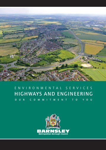 HIGHWAYS AND ENGINEERING - Barnsley Council Online