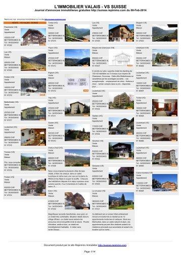 Mandat de vente d 39 un bien immobilier helvetic trust exclusive - Vente d un bien immobilier en location ...