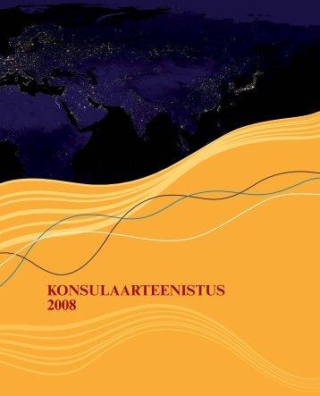 KONSULAARTEENISTUS 2008 - Välisministeerium
