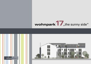 Wohnpark 17 Download Exposé - idea – plan Bauträger