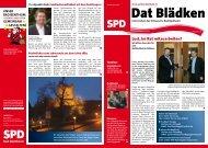 Lust, im Rat mitzuarbeiten? - SPD-Ortsverein Bad Bentheim