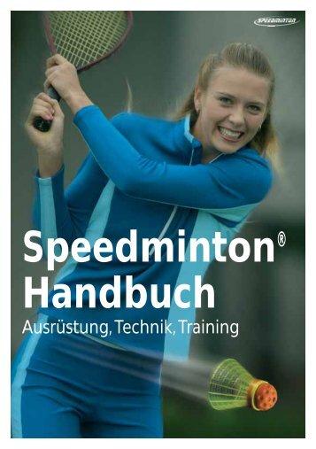 Speedminton® Handbuch - Sport-Thieme