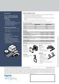Frostschutz-Heizbänder FroStop - Systec Therm AG - Seite 4