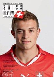 Download PDF Swiss Review 1/2011 - Schweizer Revue