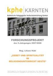 Leseansicht - KPHE