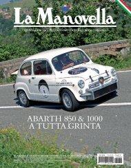 abarth 850 & 1000 a tutta grinta - Automotoclub Storico Italiano