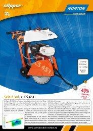 brochure CS451 - Norton Construction Products