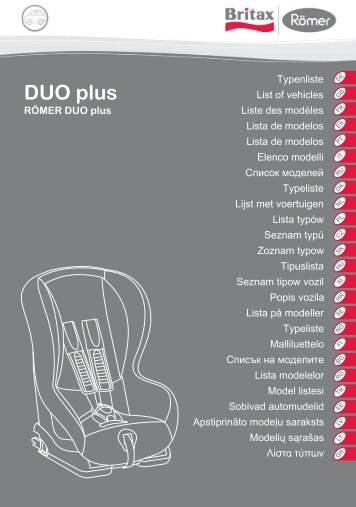 DUO plus - Britax