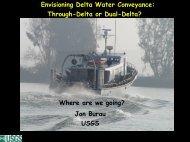 Jon Burau USGS - Water Education Foundation