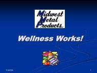 Midwest Metal Products & Mannatech