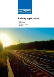 Railway applications
