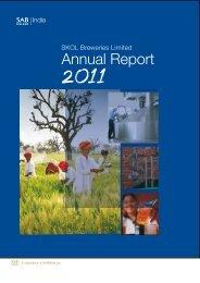 SKOL Breweries Ltd Annual Report 2011 - SABMiller
