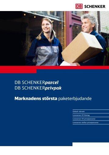 Broschyr - Schenker