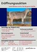 CHbraunvieh 06-2013 [7.39 MB] - Schweizer Braunviehzuchtverband - Page 2