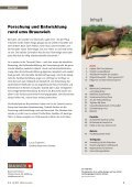CHbraunvieh 06-2013 [7.39 MB] - Schweizer Braunviehzuchtverband - Page 3