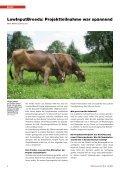 CHbraunvieh 06-2013 [7.39 MB] - Schweizer Braunviehzuchtverband - Page 6