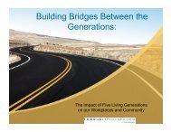 Building Bridges Between the Generations: