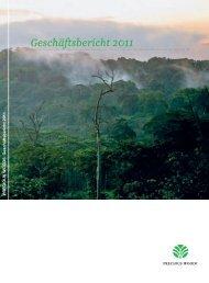 Geschäftsbericht 2011 - Precious Woods