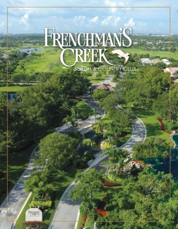 Click here for a printable PDF version. - Frenchman's Creek