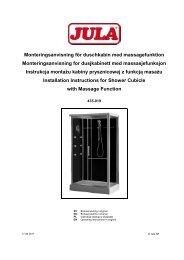 Instrukcja obsÃ…Â'ugi (2.1 MB - pdf) - Jula