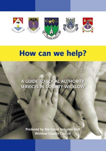 How can we help? - Wicklow.ie