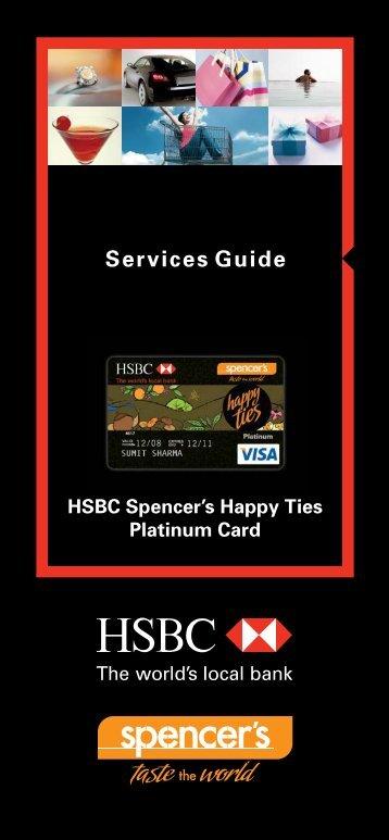 Spen Plat Ser Guide_PG 01 - HSBC