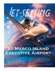Jet-Setting - Naples Daily News