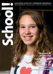 School! 6 - NOVEMBER 2011 - VOS/ABB