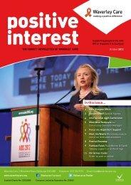 pdf version here - Waverley Care