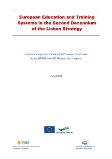 Challenges for European Education pdf - NESSE