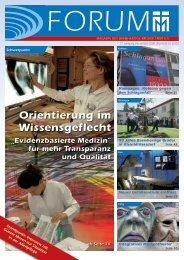 Orientierung im Wissensgeflecht - Barmherzige Brüder Trier e. V.