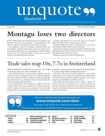 """latest digital edition of Deutsche unquote"""" now"""