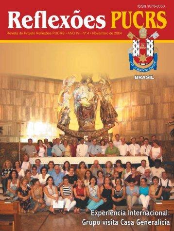 Revista Reflexões - pucrs