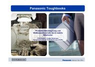Panasonic Toughbooks - CRN.de