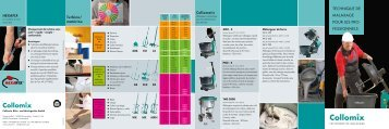 Turbine/ matériau - Collomix