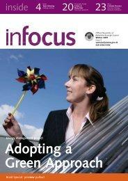 Adopting a Green Approach - Ballymena Borough Council