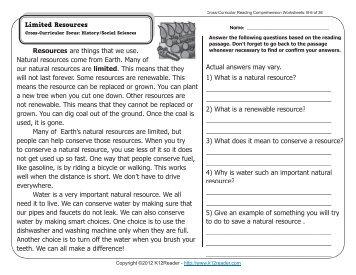 5th grade reading comprehension worksheets fifth grade 2nd grade reading comprehension worksheets second grade ibookread Download