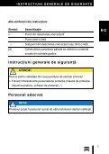 _ Instrucţiuni de utilizare - AmannGirrbach AG - Page 5