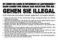 gehen sie illegal... - AFP (Kommentare)