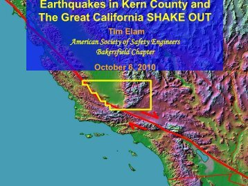 Roadside Geology of Kern County - Bakersfield Chapter of the ...