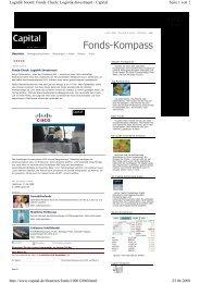 Fonds-Kompass - CH2 AG
