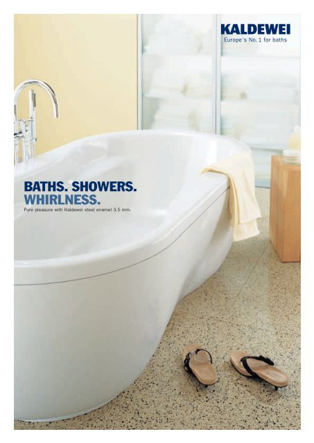 Baths Showers Whirlness