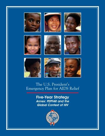 Annex: PEPFAR and the Global Context of HIV
