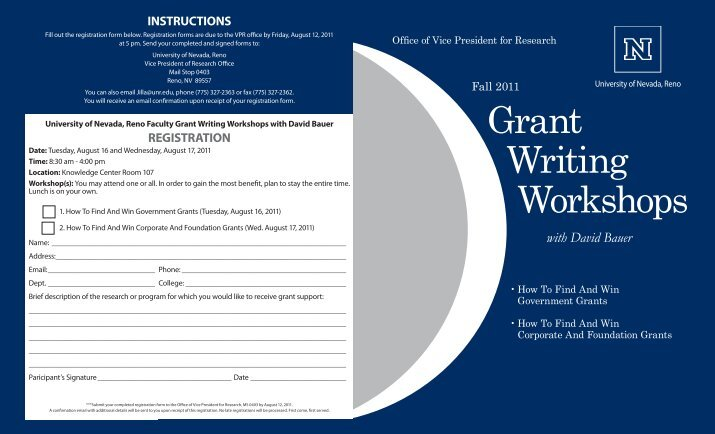 grant writing workshops chicago This workshop will provide a brief overview of the forefront library's databases 208 south lasalle street, suite 1540, chicago, il 60604 administration tel.