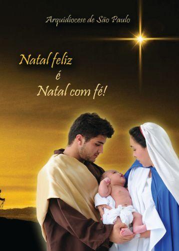 Novena de Natal - 2012 - 1 - Arquidiocese de São Paulo