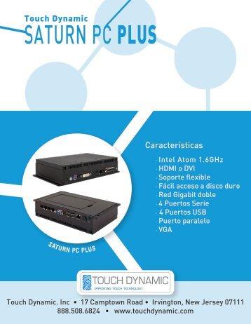 SATURN PC PLUS - Touch Dynamic