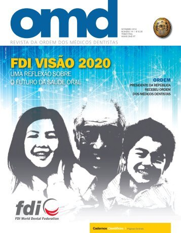 Descarregar Revista OMD nº 14 - Ordem dos Médicos Dentistas