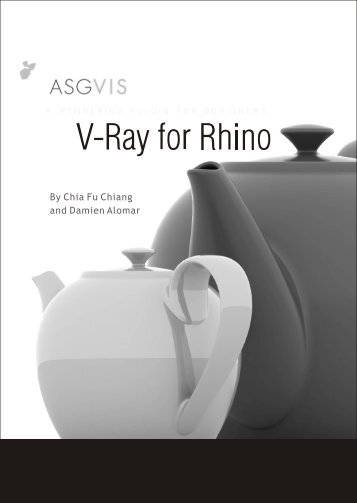 V-Ray for Rhino Manual - Rum