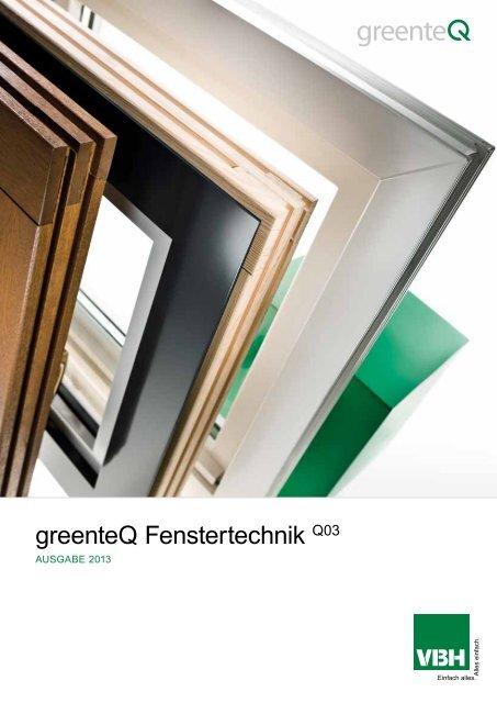 greenteQ Fenstertechnik Q03