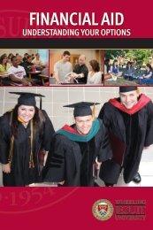 Financial Aid Brochure - Wheeling Jesuit University